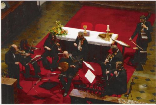 Vivaldi Orchestra Praga
